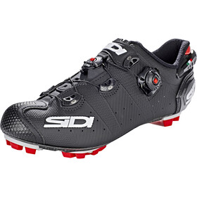 Sidi MTB Drako 2 SRS Shoes Herre matt black